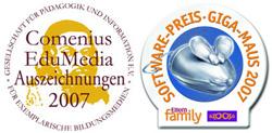 WWW Polizei - Auszeichnungen