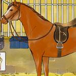 Pferdereihe - Start