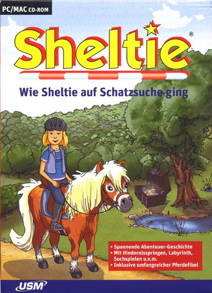 Sheltie - Packshot gross