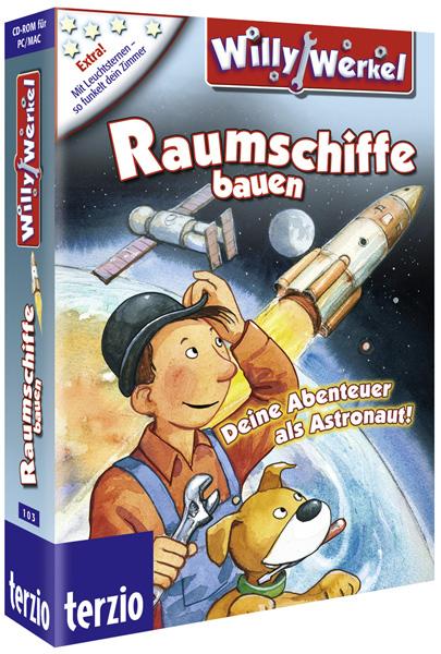 Willy Werkel Raumschiff - gross