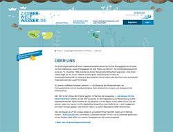Zauberwelt Website Über uns