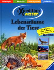 Lebensraum der Tiere - Cover