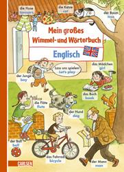 Wimmelbuch Englisch - Cover