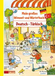 Wimmelbuch Türkisch - Cover