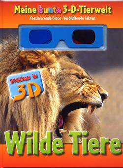 Wilde Tiere - Cover