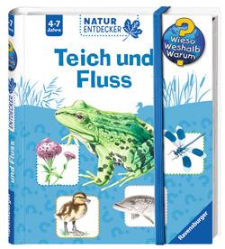 WWW Teich und Fluss - Cover