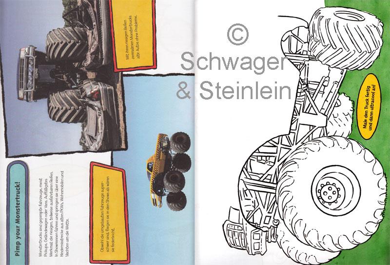 Kritzelwissen-Fahrzeuge - gross