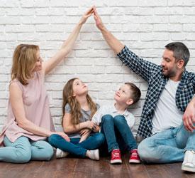 Family-Steps - Start